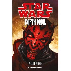 Star Wars: Darth Maul pena de muerte