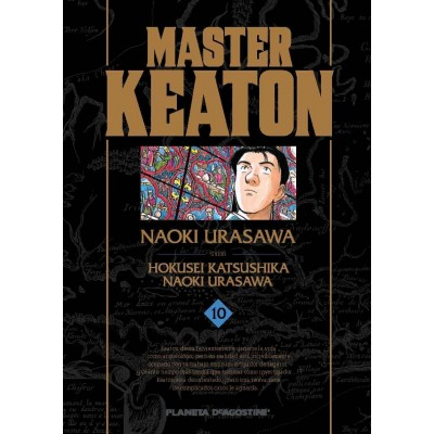 Master Keaton nº 09