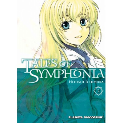 Tales Of Symphonia nº 01