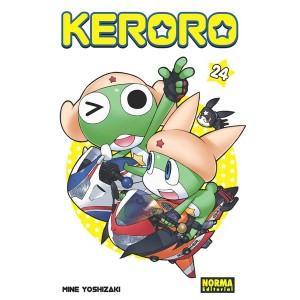Keroro nº 24