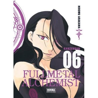 Fullmetal Alchemist Kanzenban nº 05