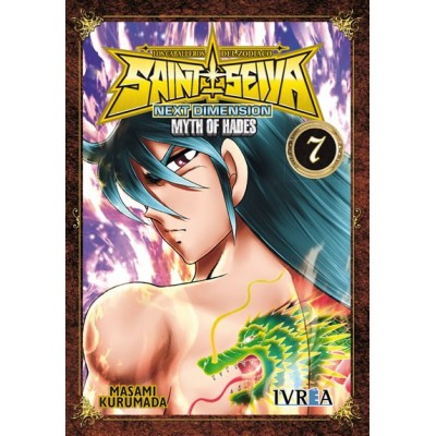 Saint Seiya Next Dimension Myth Of Hades nº 06