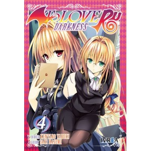 To Love Ru Darkness nº 04