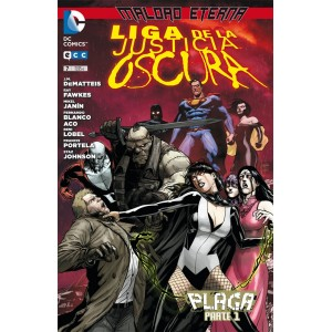 Liga de la Justicia Oscura nº 07