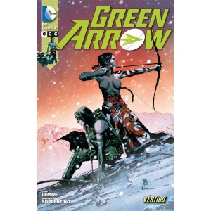 Green Arrow nº 03: Vertigo