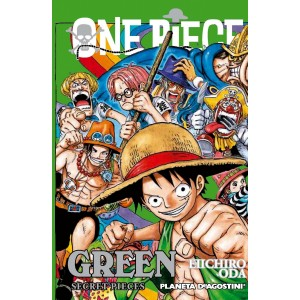 One Piece Guía nº 04 - GREEN