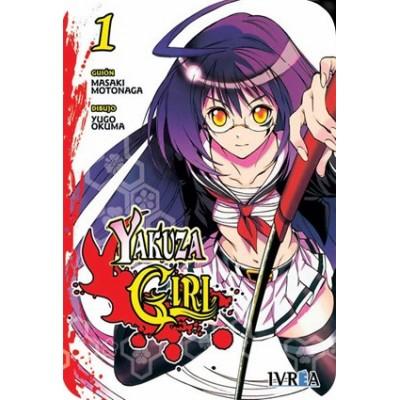 Yakuza Girl Nº 01