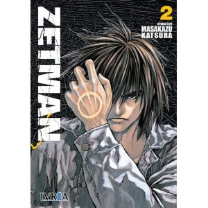 Zetman nº 02