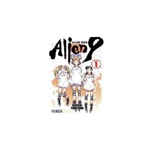 Alien 9 Nº 01