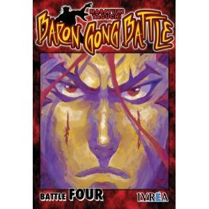 Baron Gong Battle Nº 04