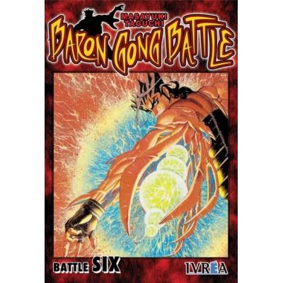 Baron Gong Battle Nº 06