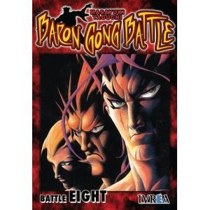 Baron Gong Battle Nº 08