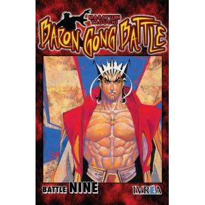 Baron Gong Battle Nº 09