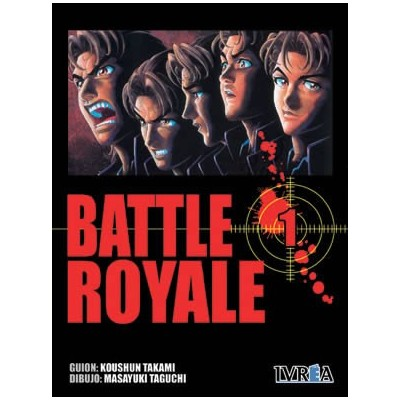 Battle Royale Nº 01