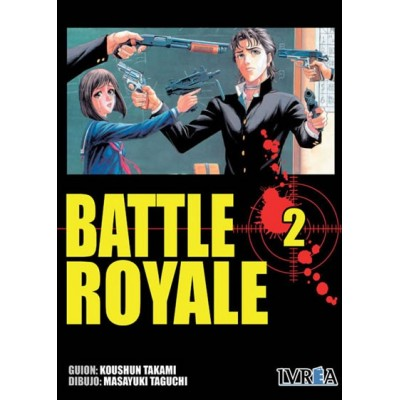 Battle Royale Nº 02