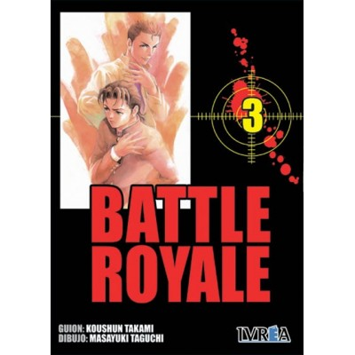 Battle Royale Nº 03