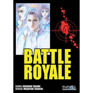 Battle Royale Nº 04
