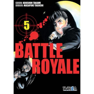 Battle Royale Nº 05