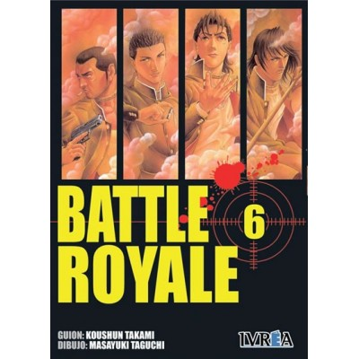 Battle Royale Nº 06