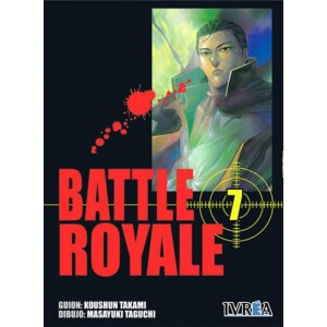 Battle Royale Nº 07