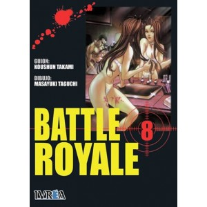 Battle Royale Nº 08