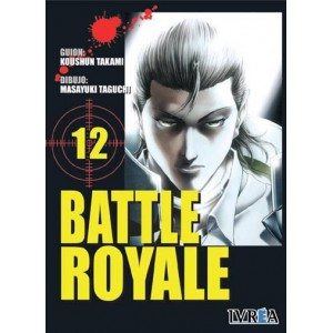 Battle Royale Nº 12