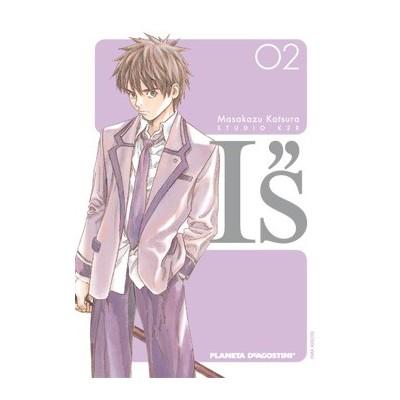 I´´s Kanzenban Nº 02