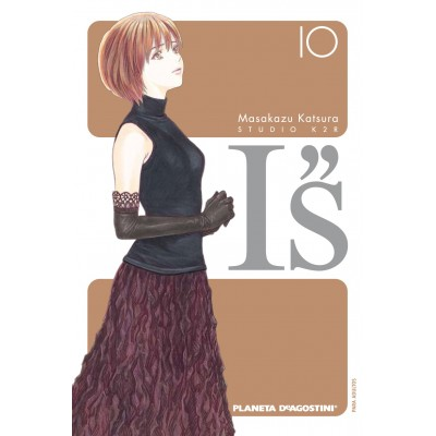 I´´s Kanzenban Nº 10
