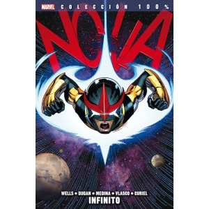 Marvel Coleccion 100% - Nova nº 02