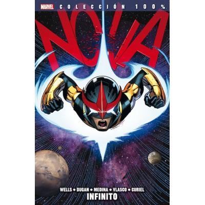 Marvel Coleccion 100% - Nova nº 01