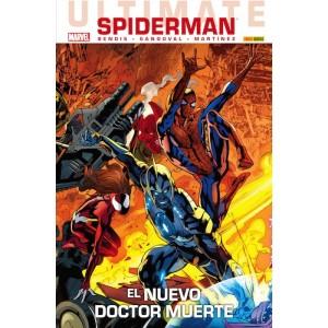 Coleccionable Ultimate 60 Spiderman 28: El nuevo Doctor Muerte
