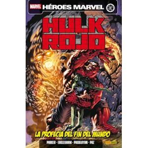 Héroes Marvel - Hulk Rojo nº 05: La Profecía del Fin del Mundo