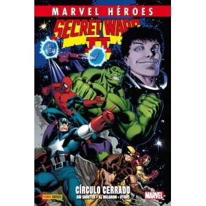 Marvel Héroes 54 Secret Wars II: Círculo cerrado