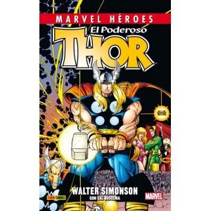Marvel Héroes 48 Thor de Walter Simonson: Primera parte