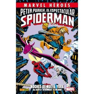 Marvel Héroes 52 Peter Parker, El Espectacular Spiderman: Noches de Nueva York