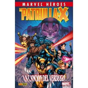 Marvel Héroes 43 La Patrulla-X: La canción del verdugo