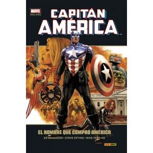 Marvel Deluxe. Capitán América 7 El hombre que compró América