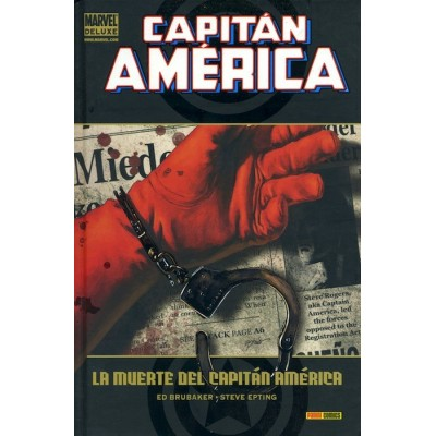 Marvel Deluxe. Capitán América 6 El peso de los sueños