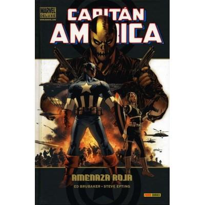 Marvel Deluxe. Capitán América 4 Civil War