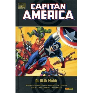 Marvel Deluxe. Capitán América El hijo caído