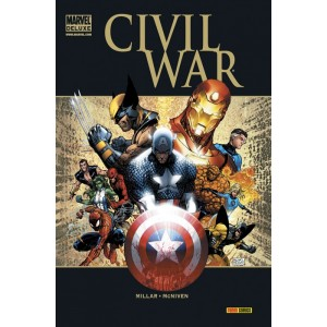 Marvel Deluxe. Civil War: Preludio