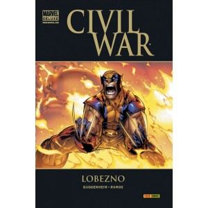 Marvel Deluxe. Civil War: Lobezno