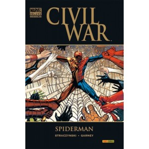 Marvel Deluxe. Civil War: Spiderman