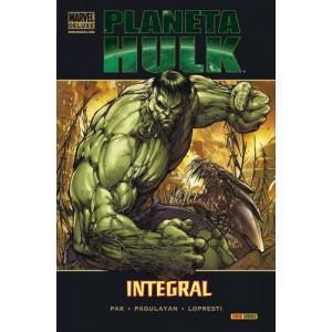 Marvel Deluxe. Planeta Hulk Integral