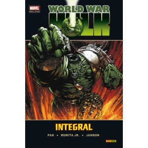 Marvel Deluxe. World War Hulk Integral