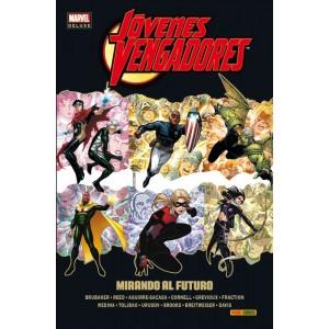 Marvel Deluxe. Jóvenes Vengadores 2 Mirando al futuro