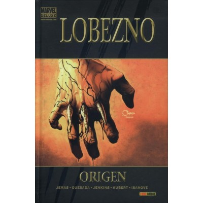 Marvel Deluxe. Lobezno 1: Enemigo del Estado