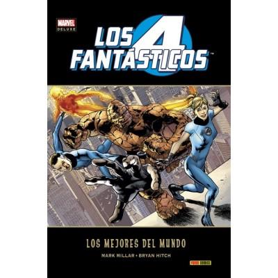 Marvel Deluxe. Los 4 Fantásticos: Una vida fantástica