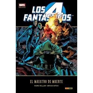 Marvel Deluxe. Los 4 Fantásticos: El maestro de Muerte