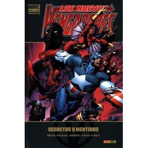 Marvel Deluxe. Los Nuevos Vengadores 3 Secretos y Mentiras